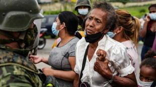 Equateur - prison - mutineries