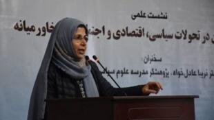 فریبا عادلخواه، پژوهشگر دو تابعیتی ایرانی-فرانسوی، که در ایران در بازداشت بسر میبرد