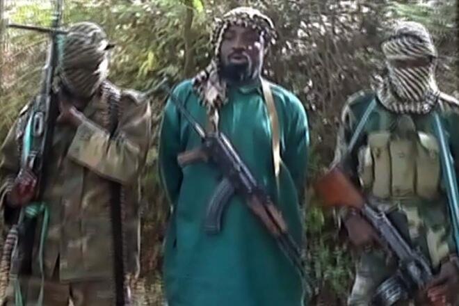 Abubakar Shekau, kiongozi wa kundi la Boko Haram