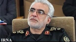 سردار سرتیپ پاسدار مجید بکایی، جانشین وزیر دفاع ایران