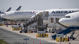 The French government has agreed a 4 billion euro rescue plan for Air France.