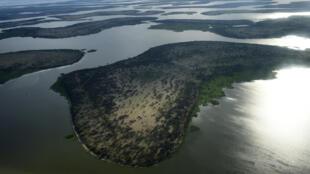 Le Lac Tchad.