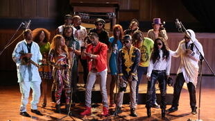 """Africa's biggest music stars and One.org sing """"Cocoa na Chocolate"""""""