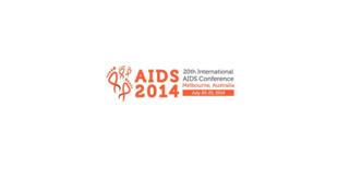 Logo de la 20ème Conférence internationale de lutte contre le Sida à Melbourne.