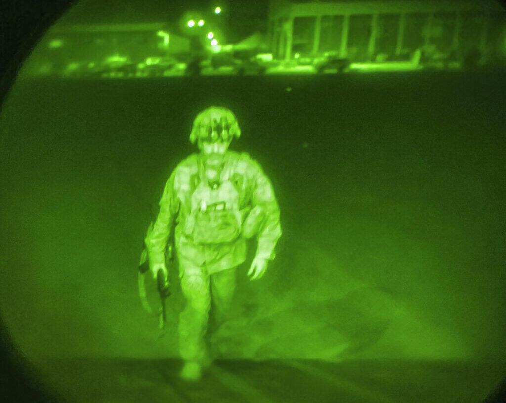 Afghanistan - US - général - Chris Donahue