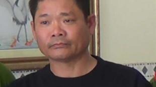 Ông Lê Quốc Bình (Ảnh chụp từ màn hình báo Thanh Niên)
