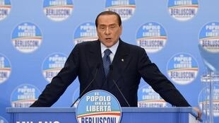 O ex-primeiro ministro da Itália, Silvio Berlusconi
