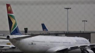 La compagnie sud-africaine South African Airways fait face à de graves problèmes financiers.
