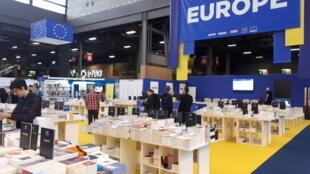 El Salón del Libro de París 2019.