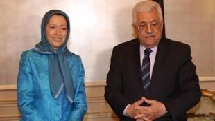 تصویر از سایت سازمان مجاهدین خلق ایران