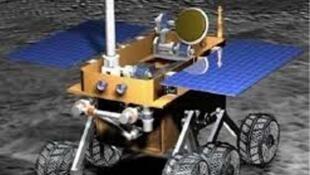中國嫦娥3號探測器