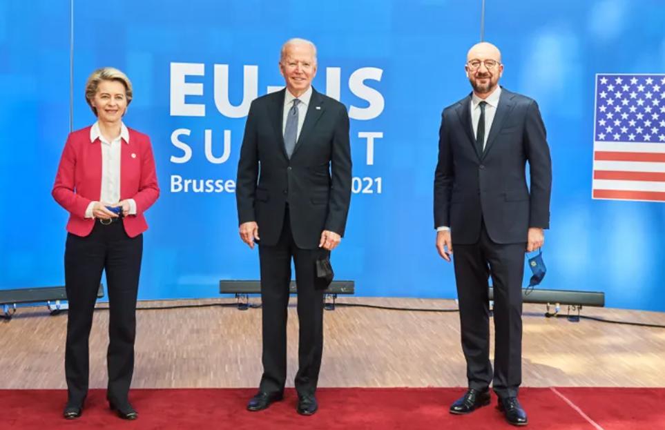 美歐領導人資料圖片