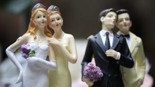 Mariage pour tous.