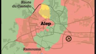 جادۀ کاستلو زمانی تفریحگاه مردم حلب بود
