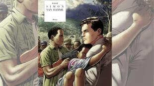La bande dessinée « Kivu » de Jean Van Hamme (scénariste) et Christophe Simon (illustrations).