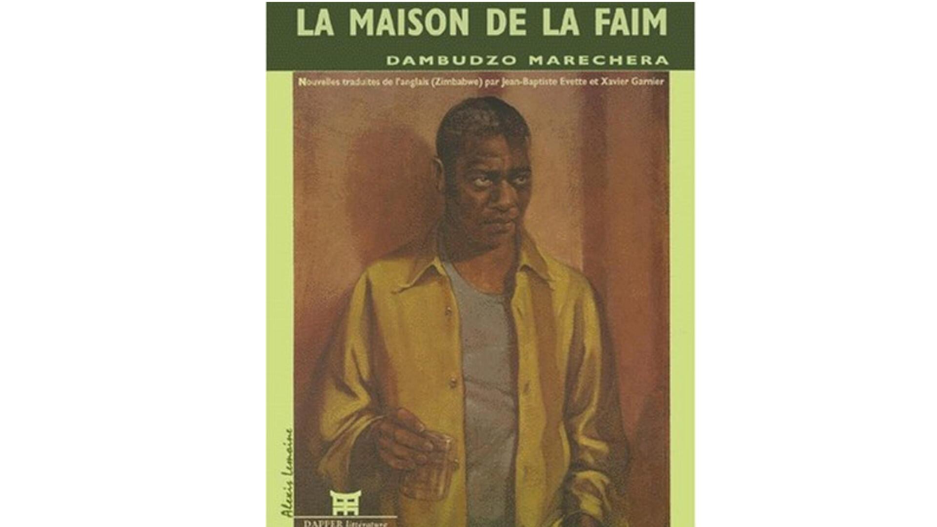 La couverture de «La maison de la faim»