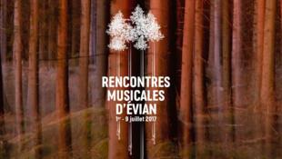 Les «Rencontres musicales d'Evian» se déroulent jusqu'au 9 juillet inclus.