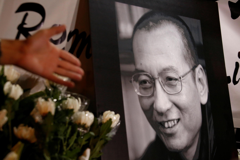 Liu Xiabo, dan kasar China da ya lashe kyautar Nobel ta duniya.