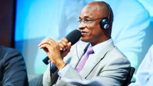 Cellou Dalein Diallo, candidat à la présidentielle 2015 de Guinée Conakry.