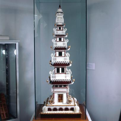 """Торт """"Пагода"""""""