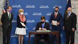 Kentucky - Andy Beshear