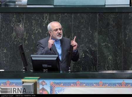 محمد جواد ظریف: ما طالب صلح هستیم اما مطیع و مرعوب نیستیم ما ملتی دلاور بوده و دلواپس نمیباشیم.