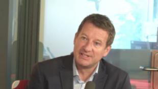 Yannick Jadot eurodéputé écologiste sur RFI le 22 août 2017.