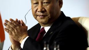 中国国家主席习近平7月26日在南非金砖国峰会上