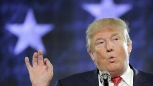 Donald Trump na Republican