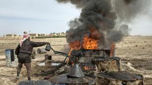 Petróleo é uma das fontes de receita do terrorismo