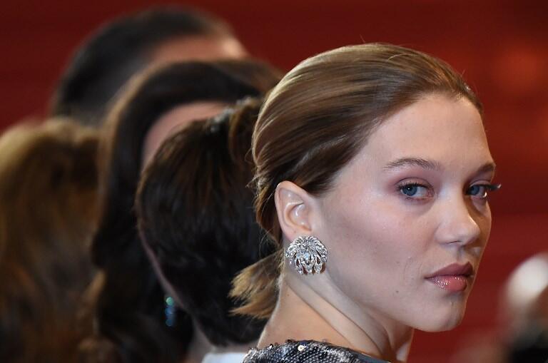 La actriz francesa Léa Seydoux también contó su dura experiencia con Harvey Weinstein.