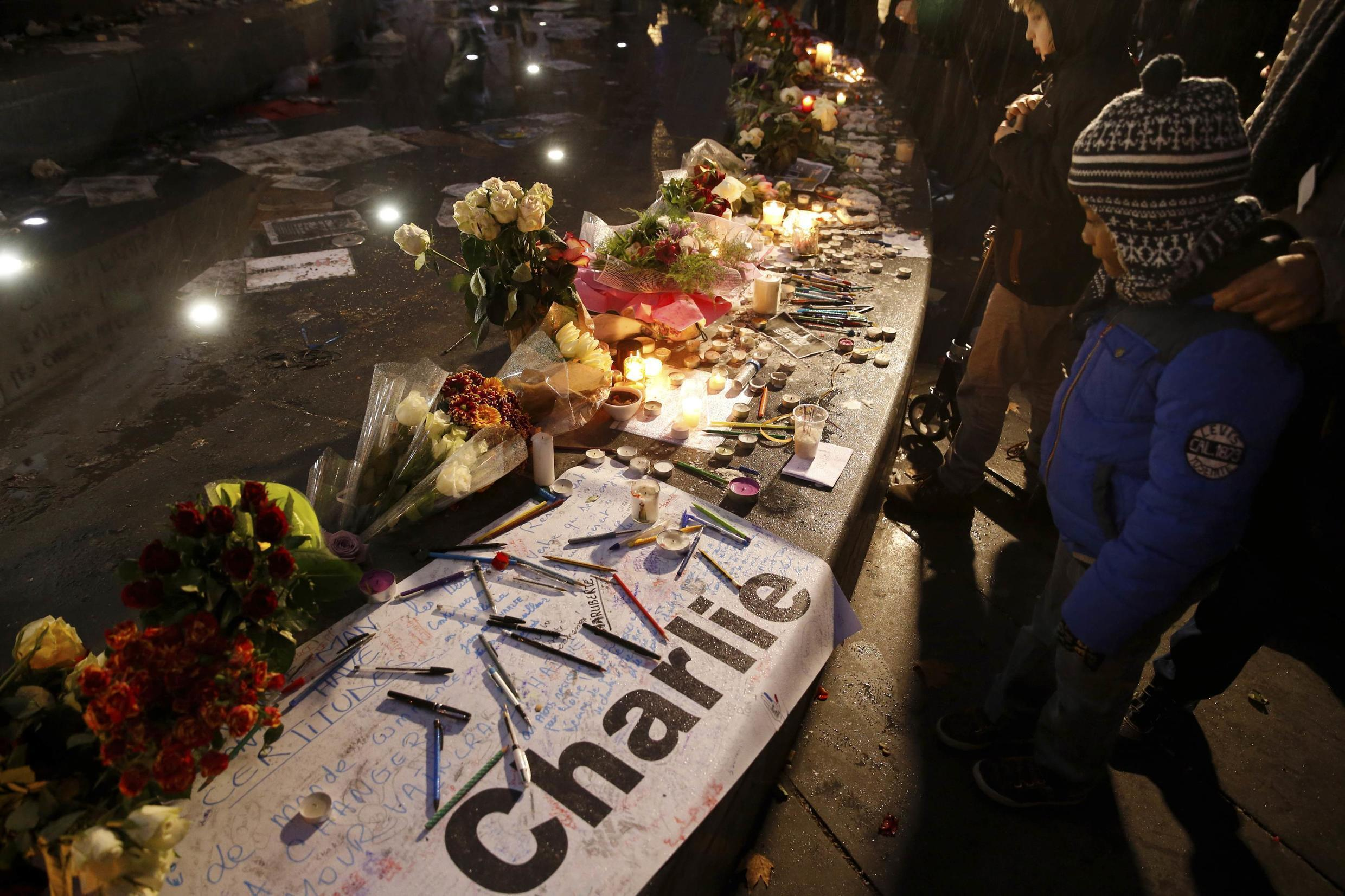 Click for RFI reports of the Charlie Hebdo killings