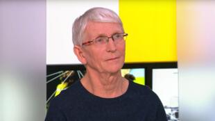 Renaud de Rochebrune, journaliste et écrivain français.