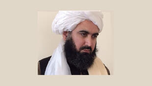 معتصم آغاجان، از رهبران مهم طالبان