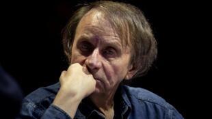 El escritor francés Michel Houellebecq.