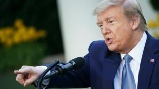 El presidente de Estados Unidos, Donald Trump, amenazó con suspender el Congreso para poder nombrar altos funcionarios cuyas nominaciones, según él, estaban bloqueadas en el Senado