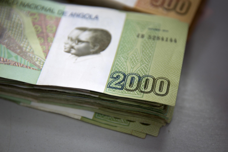 Novas notas do Kwanza entram em circulação a 30 de Julho.
