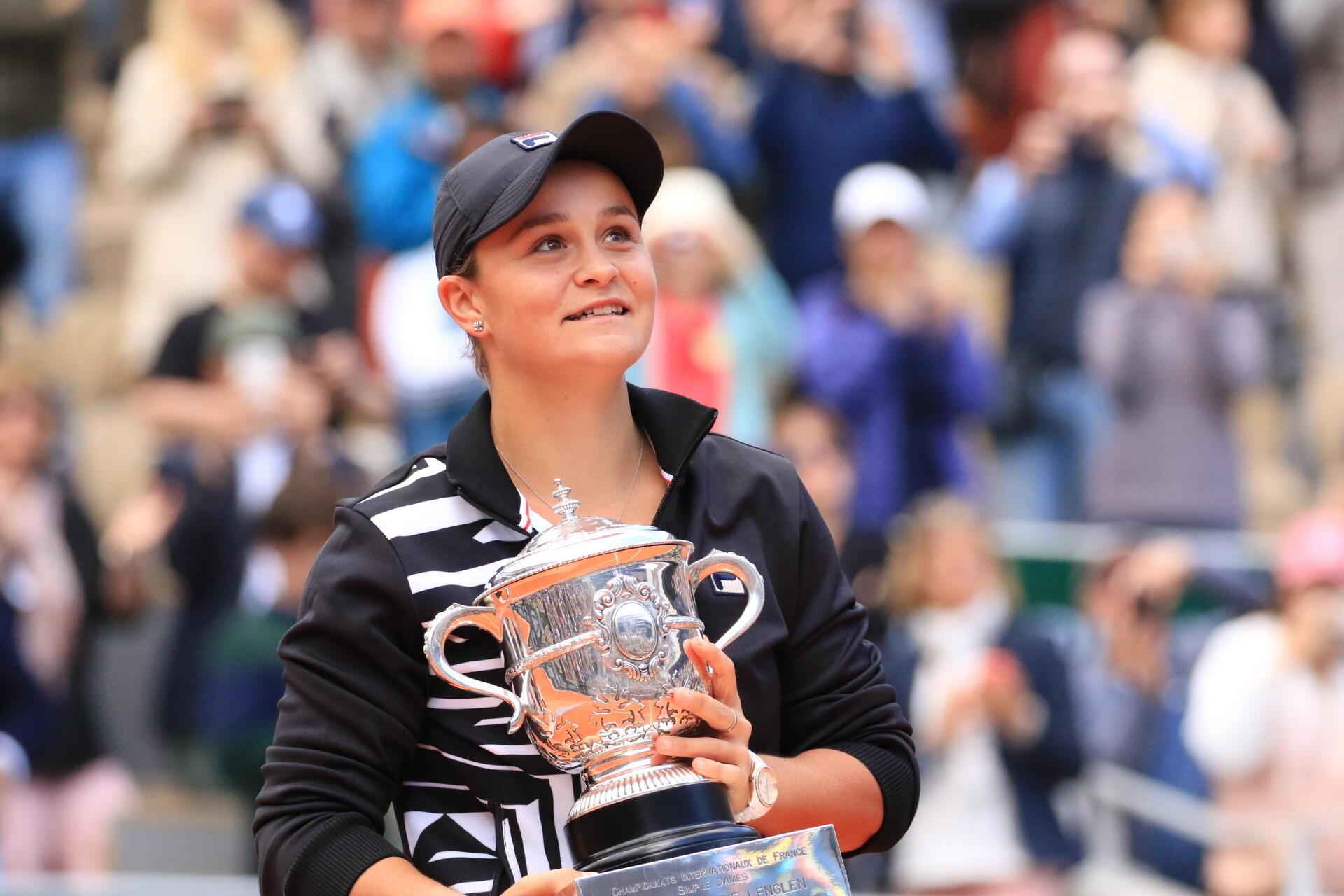 Ashleigh Barty became the first Australian since Margaret Court in 1973 to win the women's singles at the French Open.