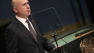 Премьер-министр Молдовы Павел Филип