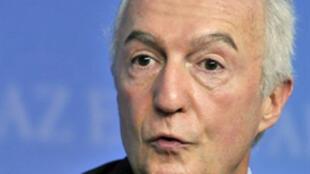 Gilles de Kerchove, coordinateur européen pour la lutte antiterroriste.
