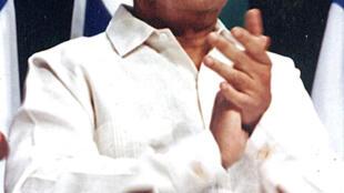"عکس آرشیو - ژنرال ""مانوئل نوریگا"" دیکتاتور سابق پاناما، در سال ١٩٨٩"