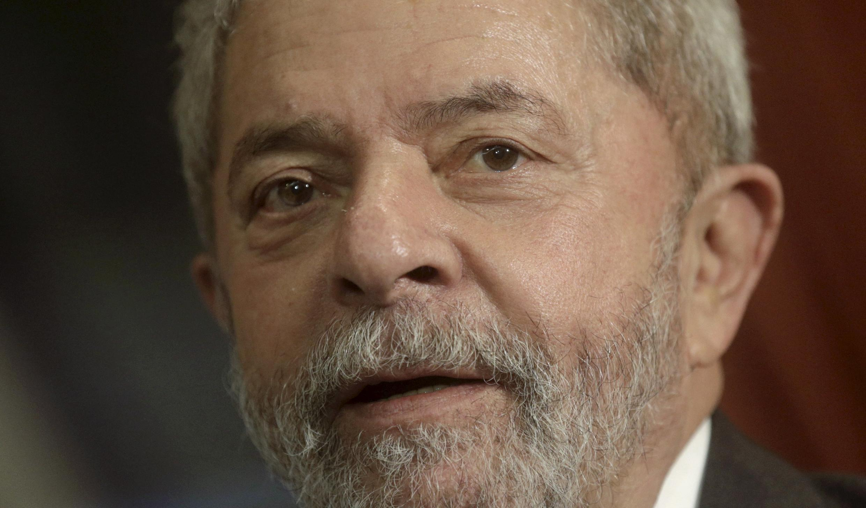 L'ancien président brésilien Lula.