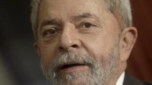 Luiz Inácio Lula da Silva, président de la République fédérative du Brésil, de 2003 à 2011.