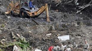 Quelque 45 habitations ont été emportées mercredi 7 avril par un glissement de terrain à Niteroi. Environ 200 personnes pourraient être ensevelies.