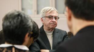 Le candidat socialiste Jean-Pierre Masseret est arrivé troisième en Alsace-Champagne-Ardenne-Lorraine avec 16,11 % des voix.