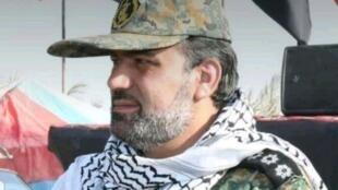 عبدالحسین مجدمی، فرمانده بسیج دارخوین