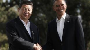 O presidente Barack Obama recebe Xi Jinping na Califórnia para uma cúpula de dois dias.