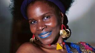 Naky Sy Savané, comédienne.