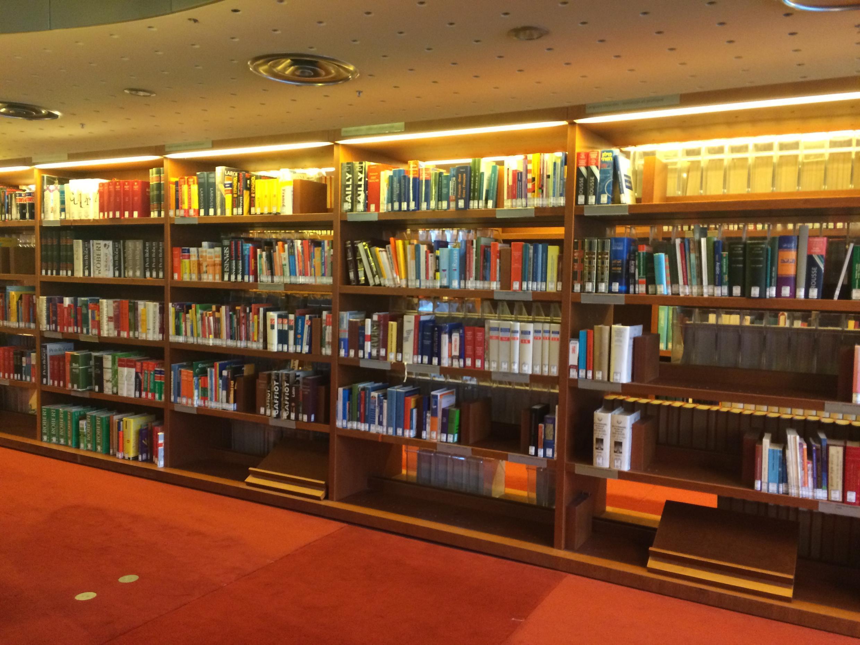 Phòng đọc G, thư viện dành cho sinh viên-học sinh, BNF.