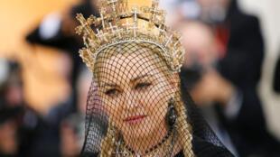 Madonna. Uma das facetas da Senhora X.2019